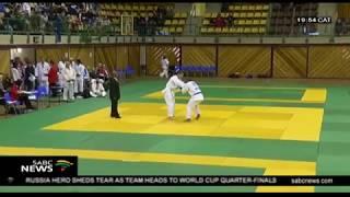 The 25th annual SA Judo Championships underway in PE