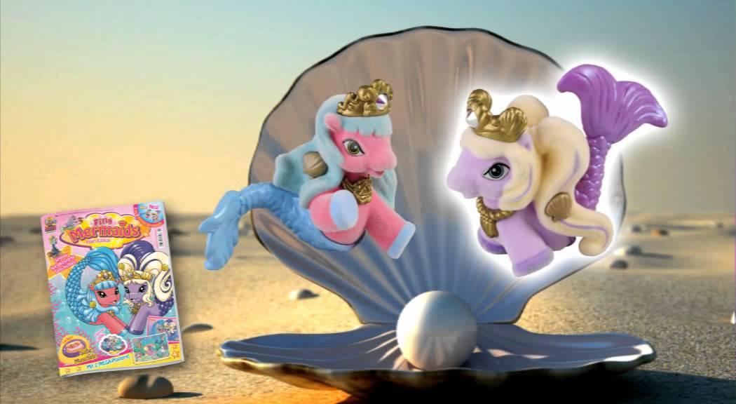 Filly Mermaids Pearl Edition Sonderheft Youtube