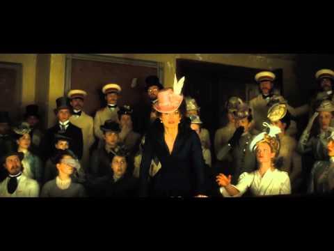 Anna Karenina horse race scene