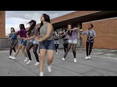 Baila Fanta 2015 Colegio Distrital Gustavo Rojas Pinilla.