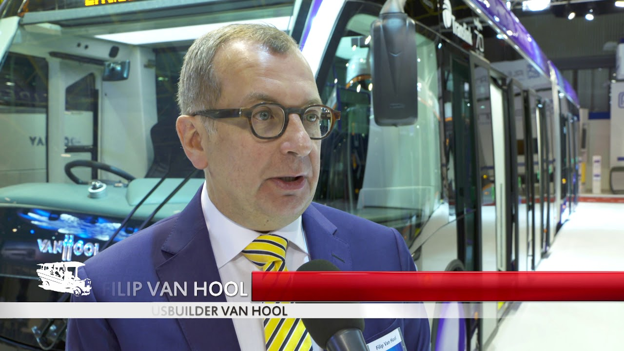 Van Hool • Belgium • Company profile • Busworld ®