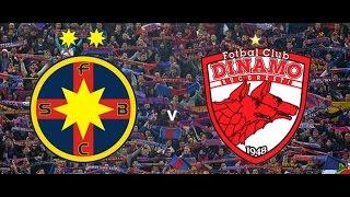 Semifinala Cupei Ligii - FC Steaua Bucuresti (FCSB) - FC Dinamo Bucuresti 01.03.2017