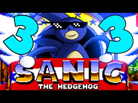 Sanic The Hedgehog - New Update - Episode 3 - New Characters, Levels, Modes