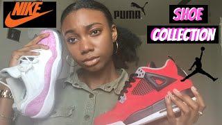 shoe collection 2016 jordan nike puma