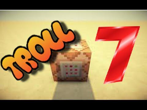 Troll Diamond Portalı Nasıl Yapılır - Minecraft PE iOS, Android, Windows 10 MCPE