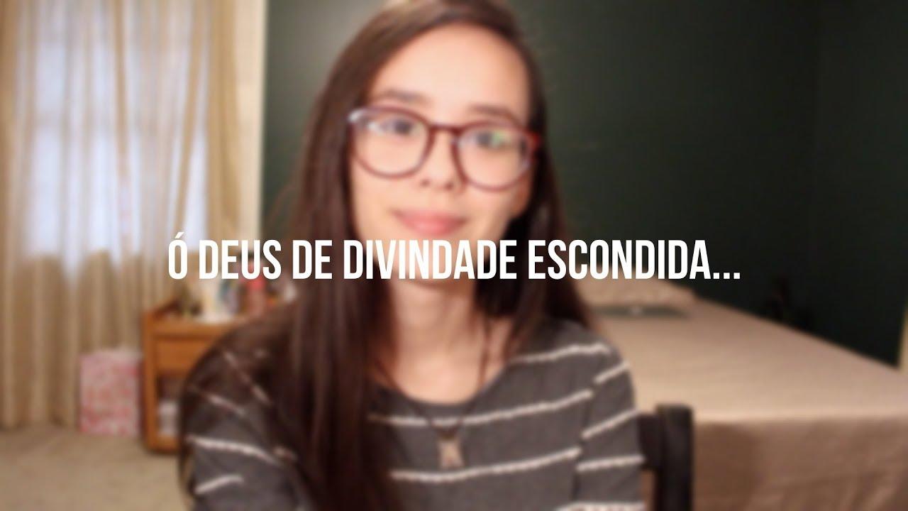 Adoro Te Devote Por São Tomás De Aquino Youtube