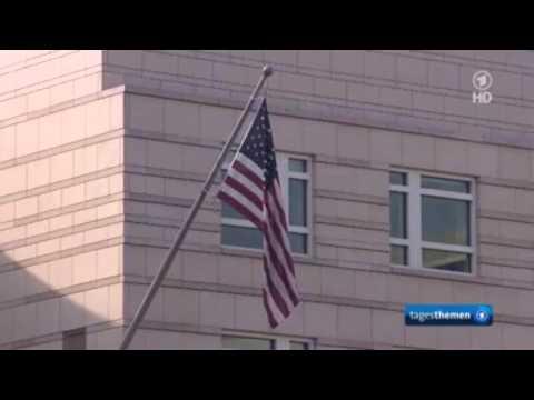 NSA-Spion beim Bundesnachrichtendienst - 04.07.2014