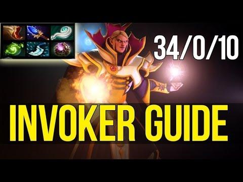 видео: Гайд на wex exort Инвокера | dota 2 invoker guide 6.86