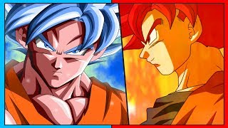 This Is Why Goku Needs Super Saiyan God For The Tournament Of Power In Dragon Ball Super