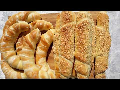 Brze pekarske kifle/recept