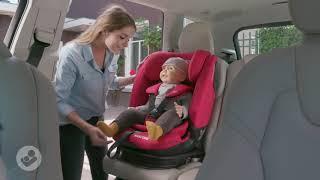 Maxi-Cosi Titan Pro   пристёгивание ребёнка в группе 1