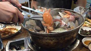 번개로 만나 먹부림으로 뿌셔뿌셔::대끼리야 해산물파티(…