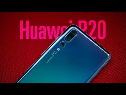 Знакомство с Huawei P20 и P20 Pro