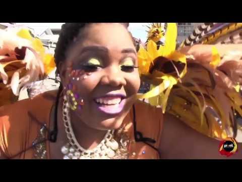 Antigua Carnival 2016 Street Parade Carnival Tuesday   Part1