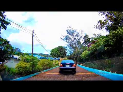 An exciting drive from Bethabara Primary School to NCU | Mandeville Jamaica