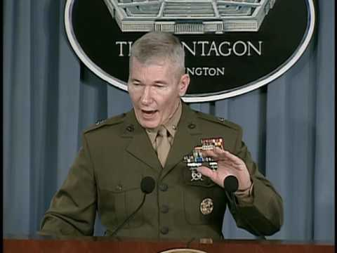 OASD: DOD NEWS BRIEFING WITH BRIG. GEN. JOHN TOOLAN FROM THE