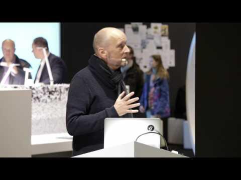 «Büro der Zukunft | Future Office» an der Paperworld 2017 in Frankfurt am Main – Klaus de Winder
