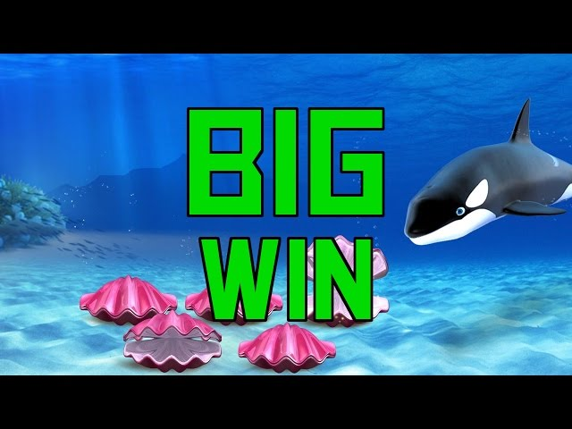 ★ Great Blue ★ X15 Multiplier - BIG WIN !!