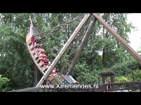 Hudson Bay Offride Walibi Biddinghuizen, Holland