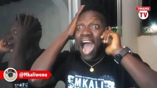 Demu kaomba namba ya simu ya Mkaliwenu angalia majibu aliyopewa