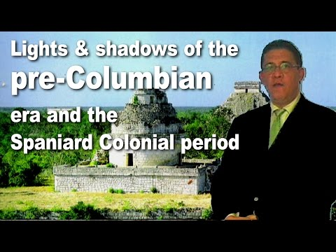 Lights & shadows of pre-Columbian era and Spaniard Colonies. (I) Independence of Central America