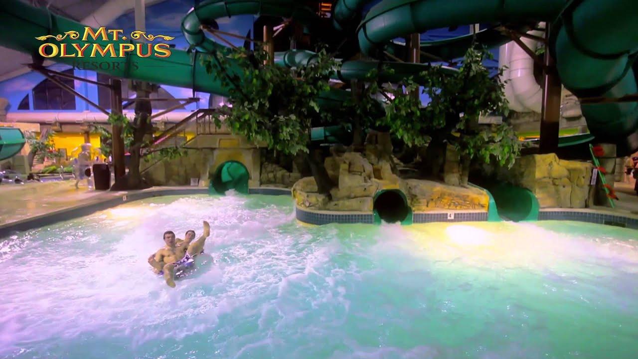 Mt olympus indoor water park hours
