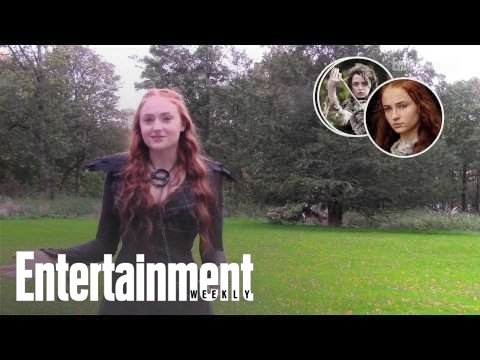 Sophie Turner Reveals Her Ideal Romance For Sansa | Entertainment Weekly