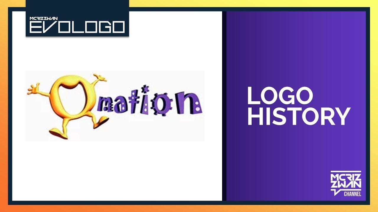 Omation Logo History | Evologo [Evolution of Logo]