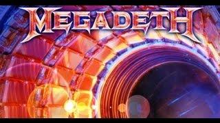 megadeth - burn [Super Collider]