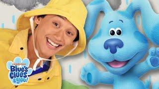 Rainy Day Skidoo w/ Josh & Blue! | Blue's Clues & You!
