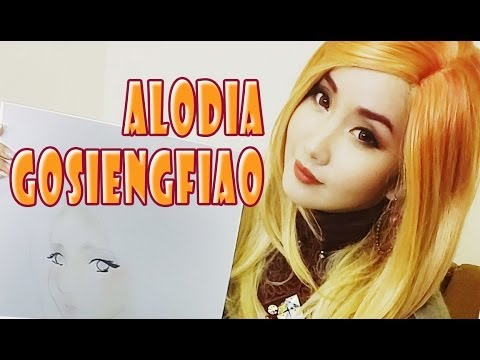 Interview + 3 min makeup with Alodia Gosiengfiao