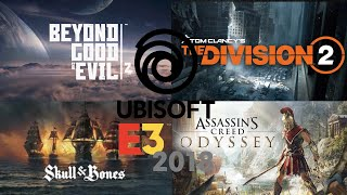Every New Game Introduced in Ubisoft's E3 Remix | E3 2018