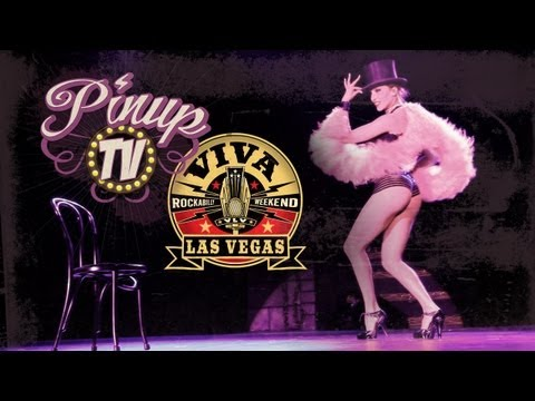 PinupTV S1E1 VLV16 Talks about Viva Las Vegas Rockabilly Weekend 2013