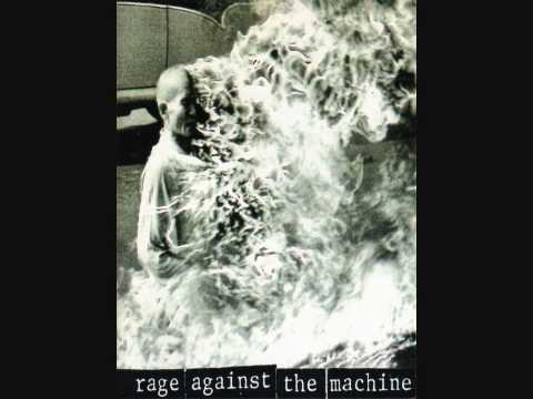 rage against the machine - Fistful of steel