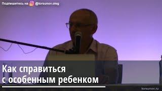 Торсунов О.Г. Как справиться с особенным ребенком