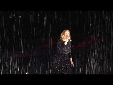 Adele - Set Fire To The Rain (Live at Forum, Copenhagen)