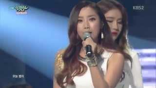 Lush Comeback Stage Music Bank (11/20/2015)