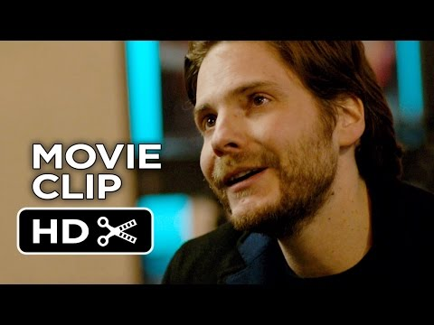 The Face of an Angel Movie CLIP - Nice to Meet You (2015) - Daniel Brühl, Cara Delevingne Drama HD