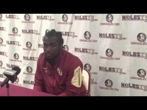 FSU RB Dalvin Cook 10/20 Interview