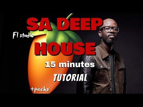 FL Studio    Deep House SA Like Black Coffee     Afro House