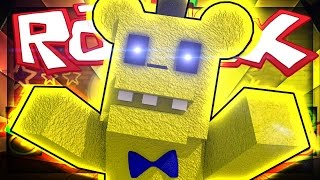 Five Nights at Roblox - GOLDEN FREDDY! (ROBLOX FNAF Roleplay) #2