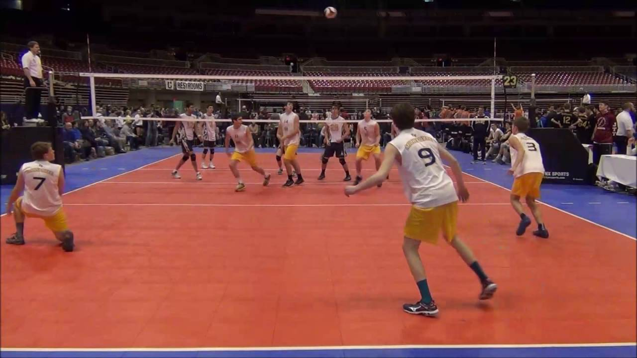 Justin Magnus Volleyball You Tube