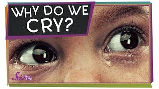 Why Do We Cry When We're Sad?