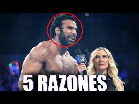5 Razones Por Las Que Jinder Mahal Es Contendiente Numero 1 Por Titulo WWE