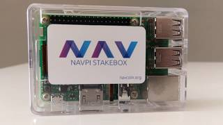 Nav Coin NavPi Stakebox Backup and Restore your wallet