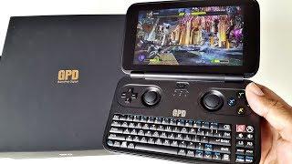 Powerful Mini Gaming Laptop / PC / Console - GPD WIN Gaming - Windows 10