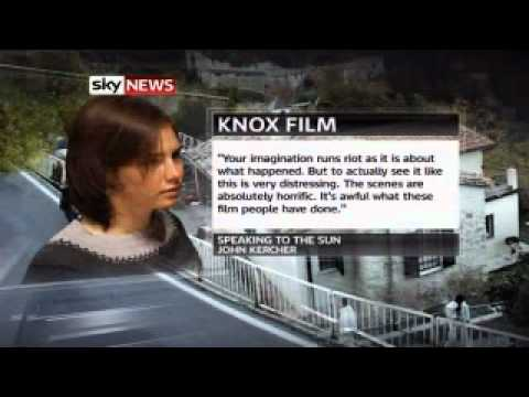 "Knox Film ""Horrific"" say Meredith Kerchers' Parents"