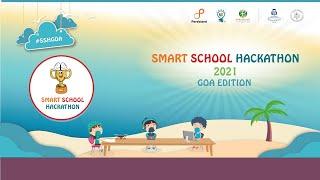 Smart School Hackathon Goa Edition