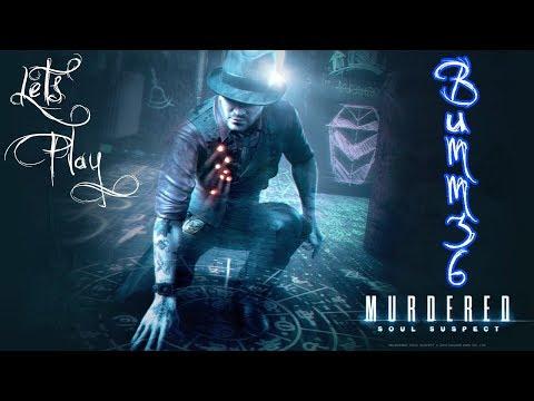Lets Plays Murdered Soul Suspect 01 Die Tattoos! (Blind, PS3, german, HD)