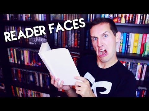 THE MANY FACES OF A READER